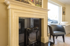 Fireplace-in-Granart-Showroom