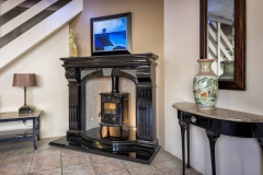 Black-Fireplace-Stove-Granart-Ireland