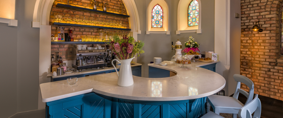 Commerical Worktops in Ireland by Granart