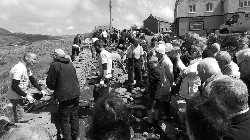 Tir Chonaill Stone Festival Crowd