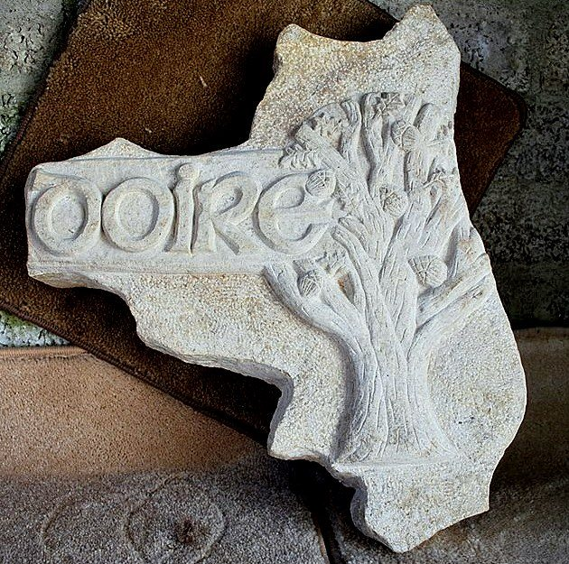 Tir Chonaill Stone Festival Derry Jigsaw Piece