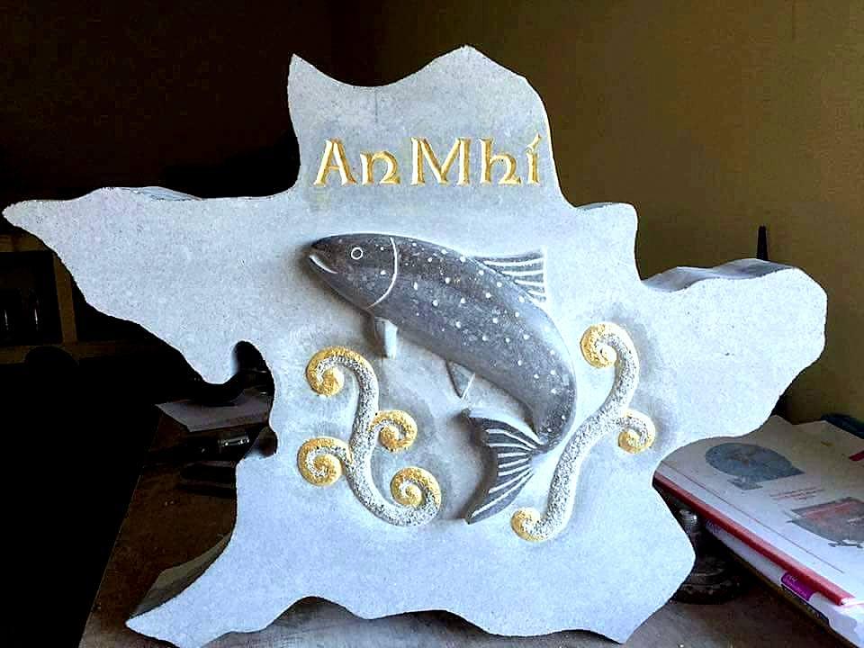 Tir Chonaill Stone Festival Meath Jigsaw piece